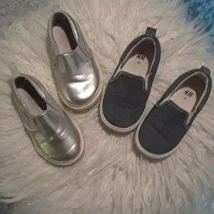 Toddler/Baby shoe bundle